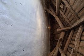 Isolation plancher de combles perdu à Tonnac