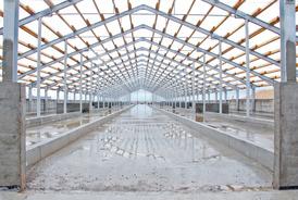 Isolation de bâtiments agricoles