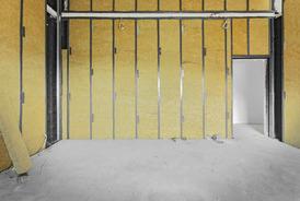 Isolation de garages
