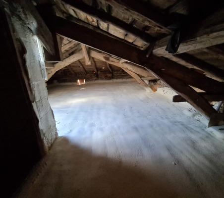 Isolation plancher à Tonnac