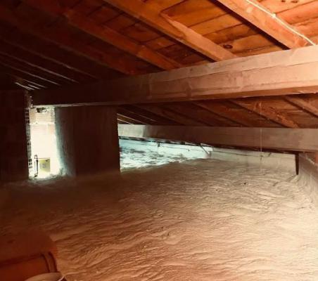 Du sol au plafond : isolation de combles à Lescure-d'Albigeois