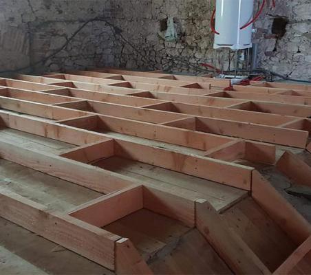 Du sol au plafond : isolation de caves à Lescure-d'Albigeois