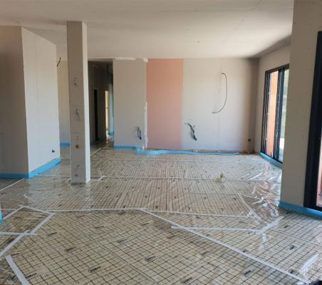 Du sol au plafond : isolation pour sol chauffant à Lescure-d'Albigeois